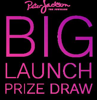 Peter Jackson Big Launch Prize Draw