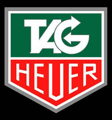 The Tag Heuer Logo, as it was in 1993